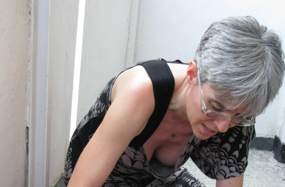 Granny downblouse