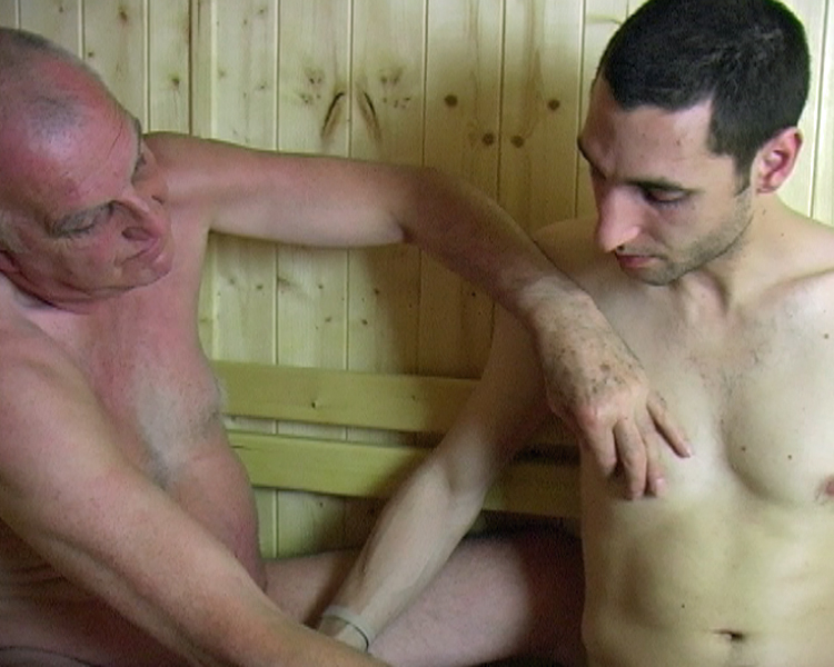 Gay sex in the steamroom top porn photos