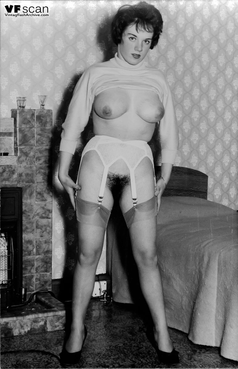 Vintage porn stockings