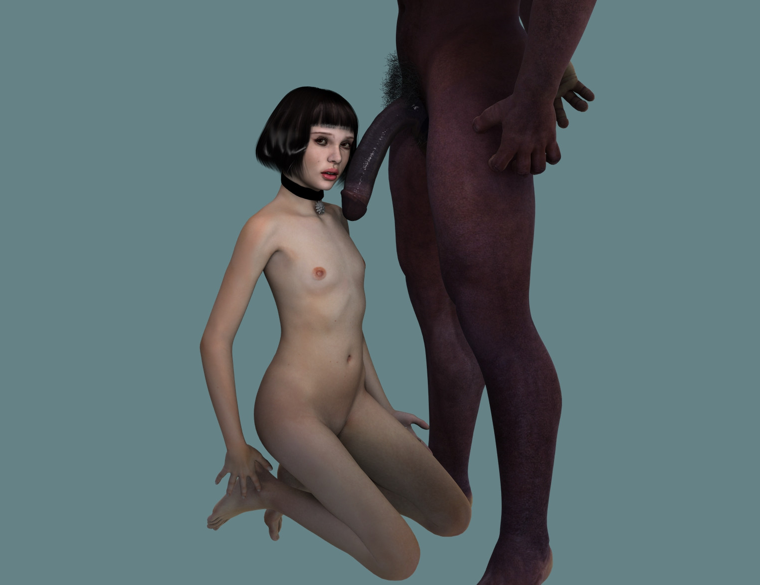 naked sex with pain
