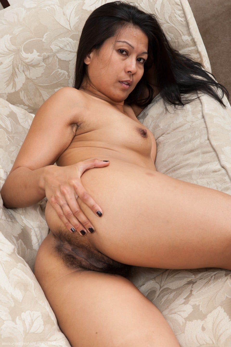 mature asian naked