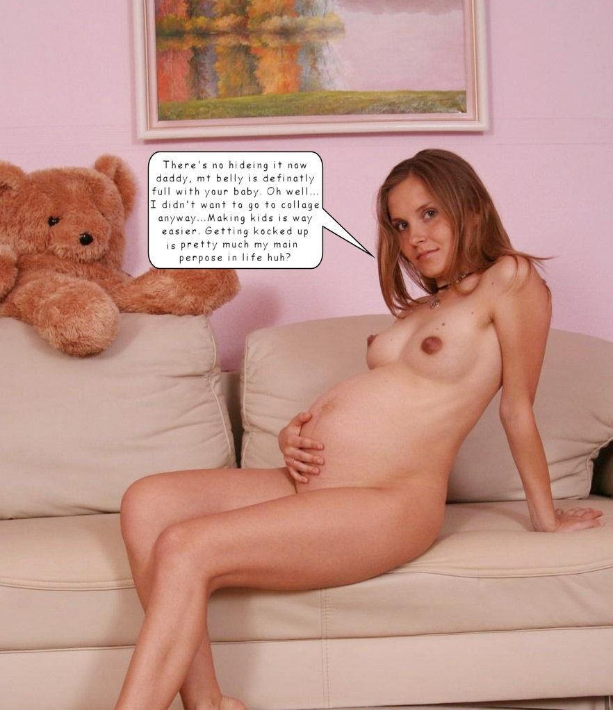 Getting Sister Pregnant Pov
