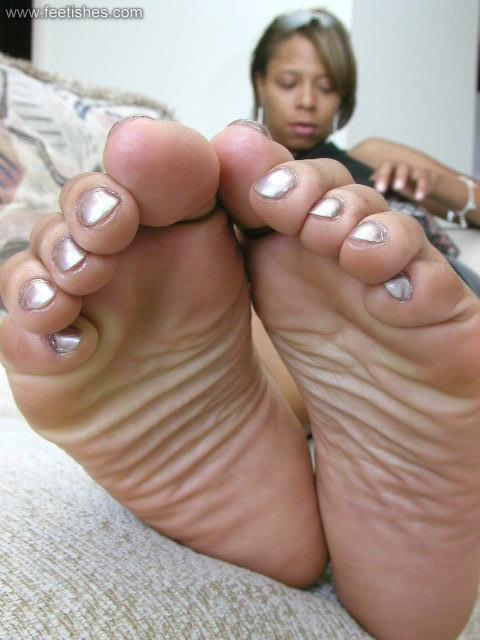 Video female foot fetish