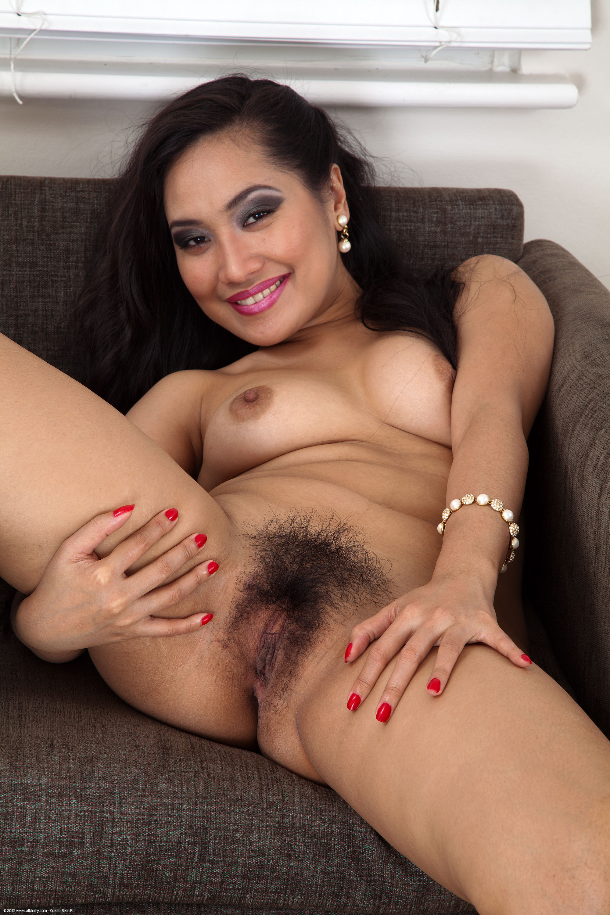 Hairy mexican girl