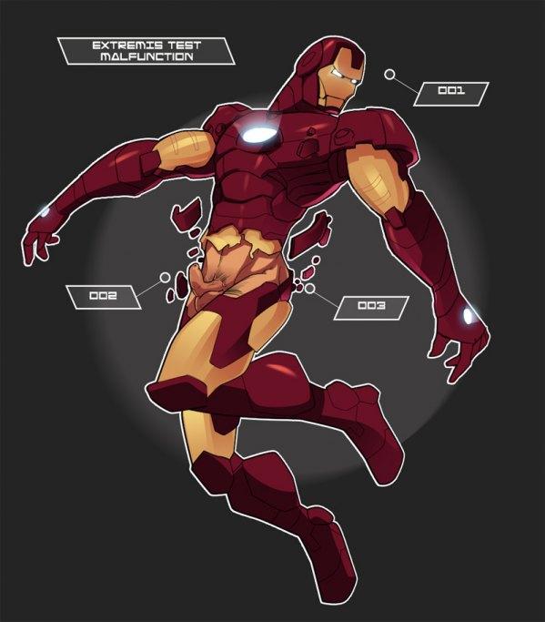 the avengers порно