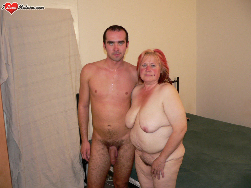 nude older woman young man sex