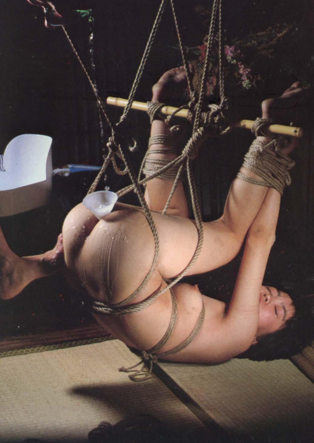 Japanese dvd enema bdsm