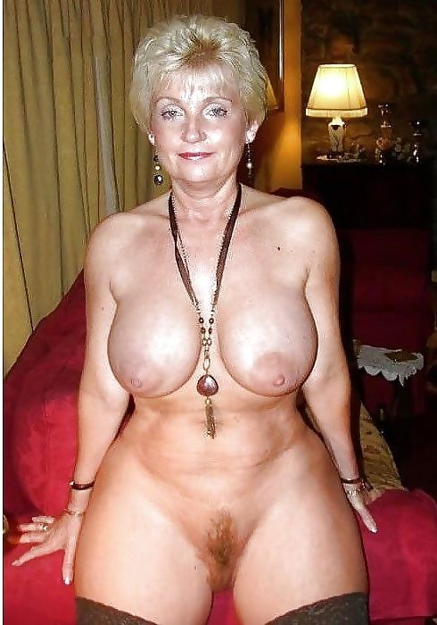 Older women with big boobs