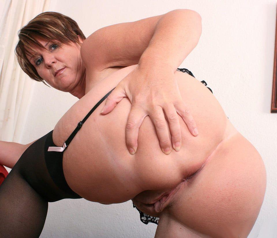 Chubby bondage sex