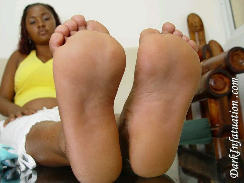 Very black milf