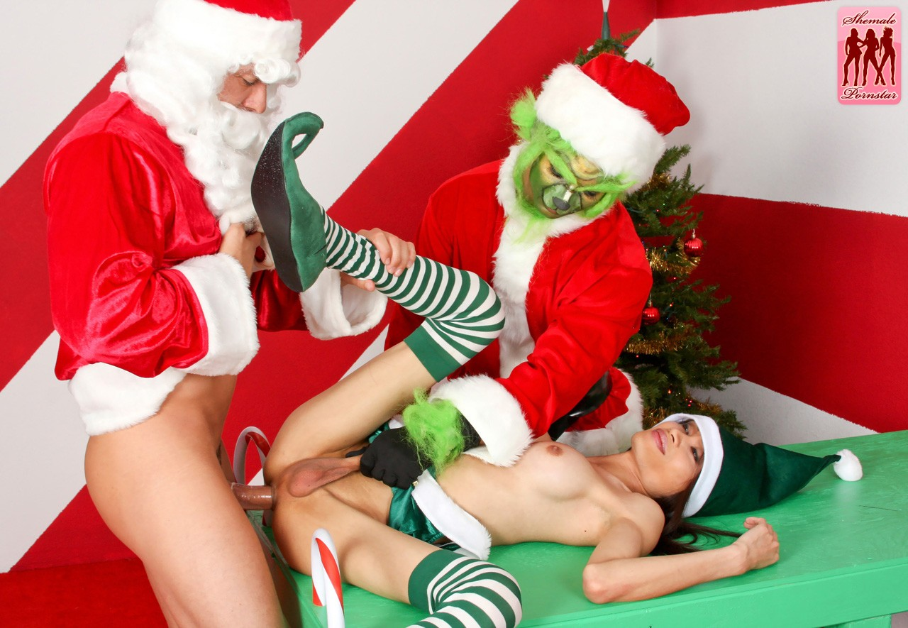 Showing Porn Images for Shemale christmas porn | www.handy-porn.net