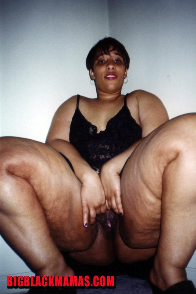 Mature fat black porn pics