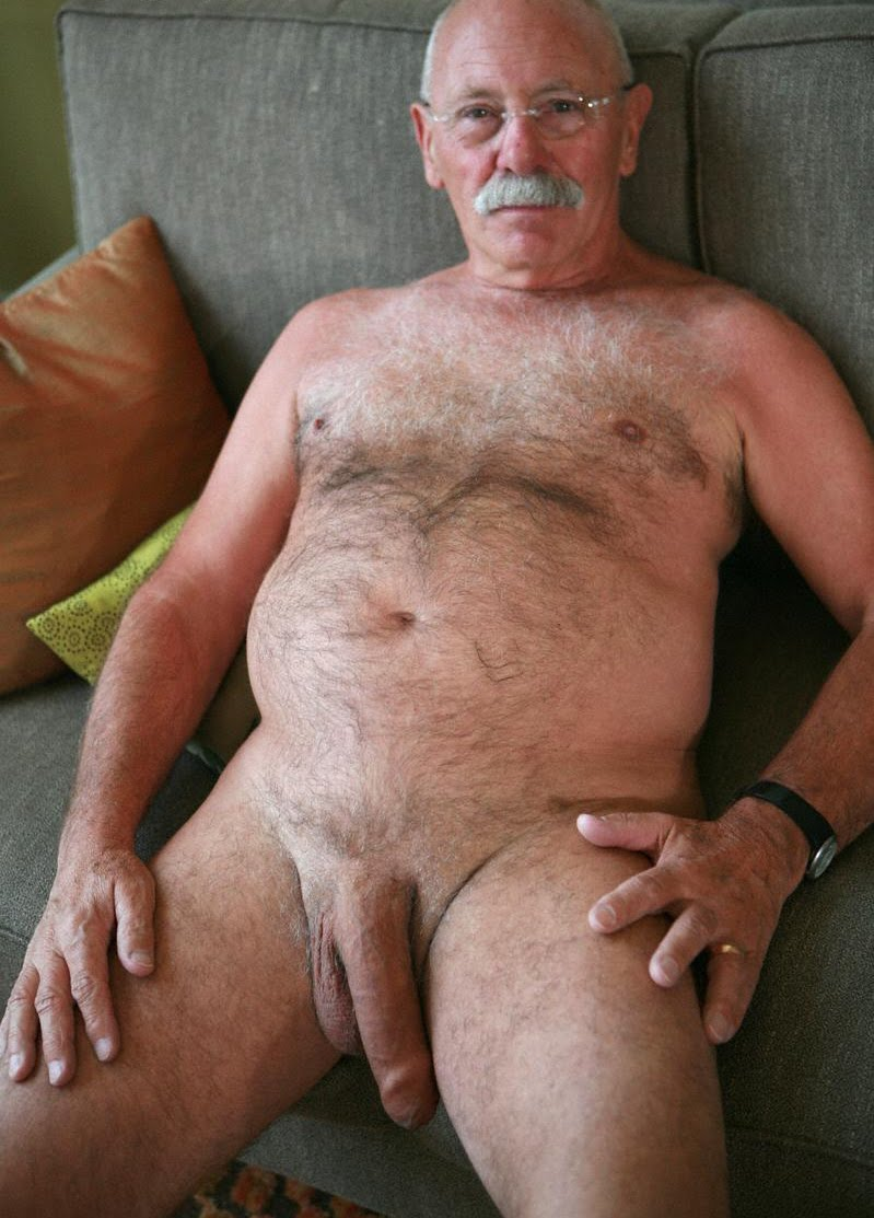 Old Gay Naked