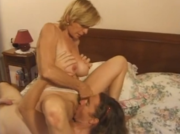 Mom Son Blowjob Homemade