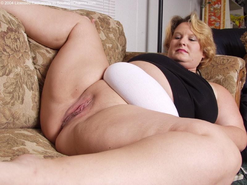 Big fat bbw granny