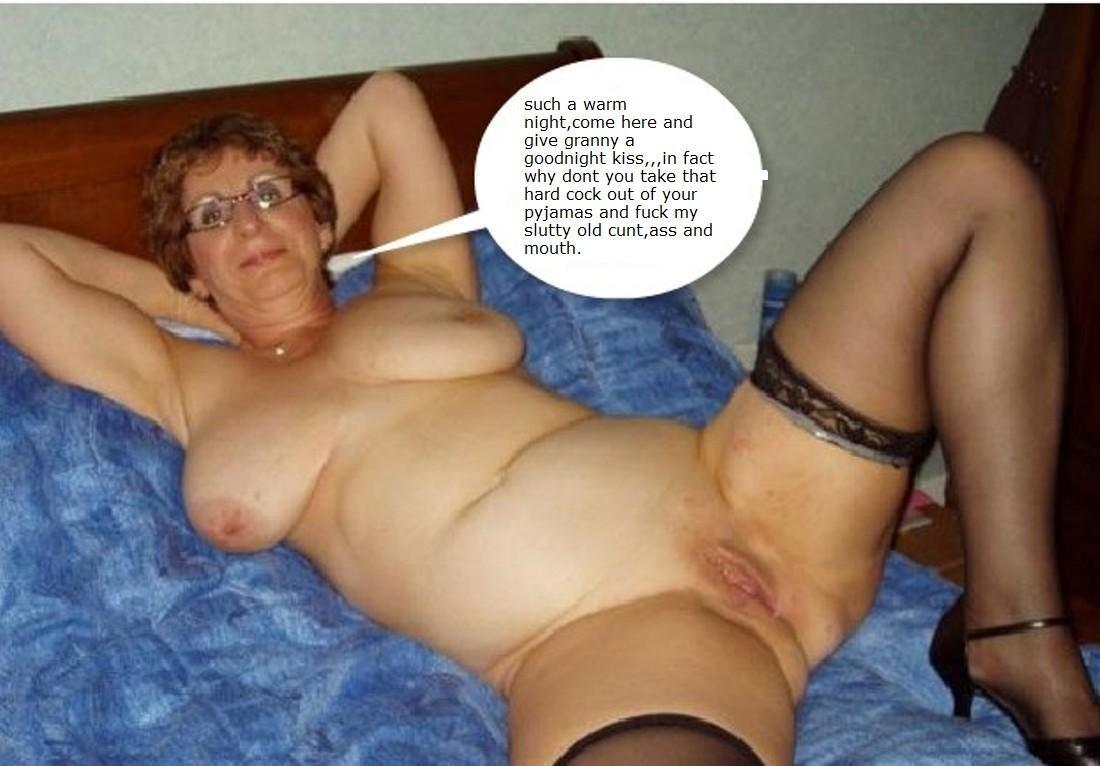 Horney Grandma Net