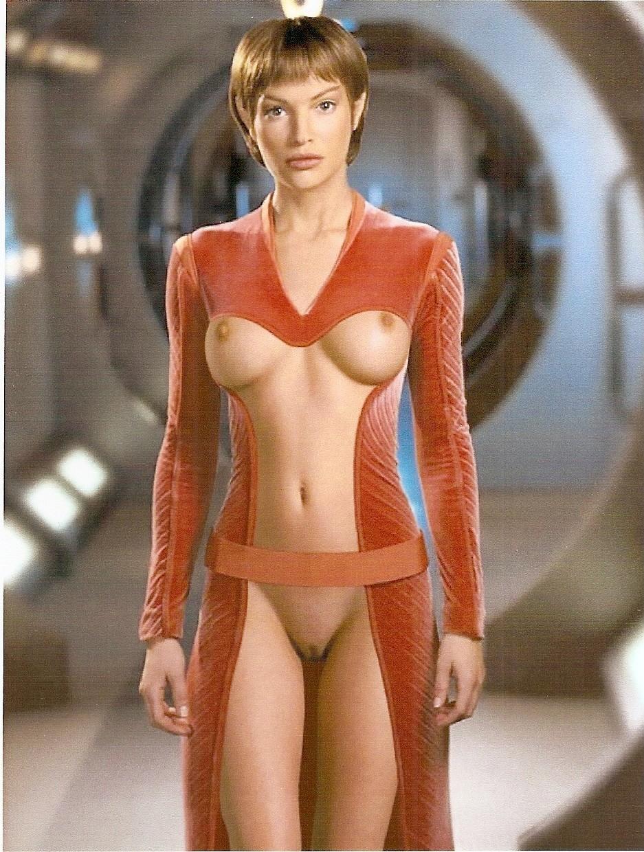 Celeb Jolene Blalock Nude Playboy Gif