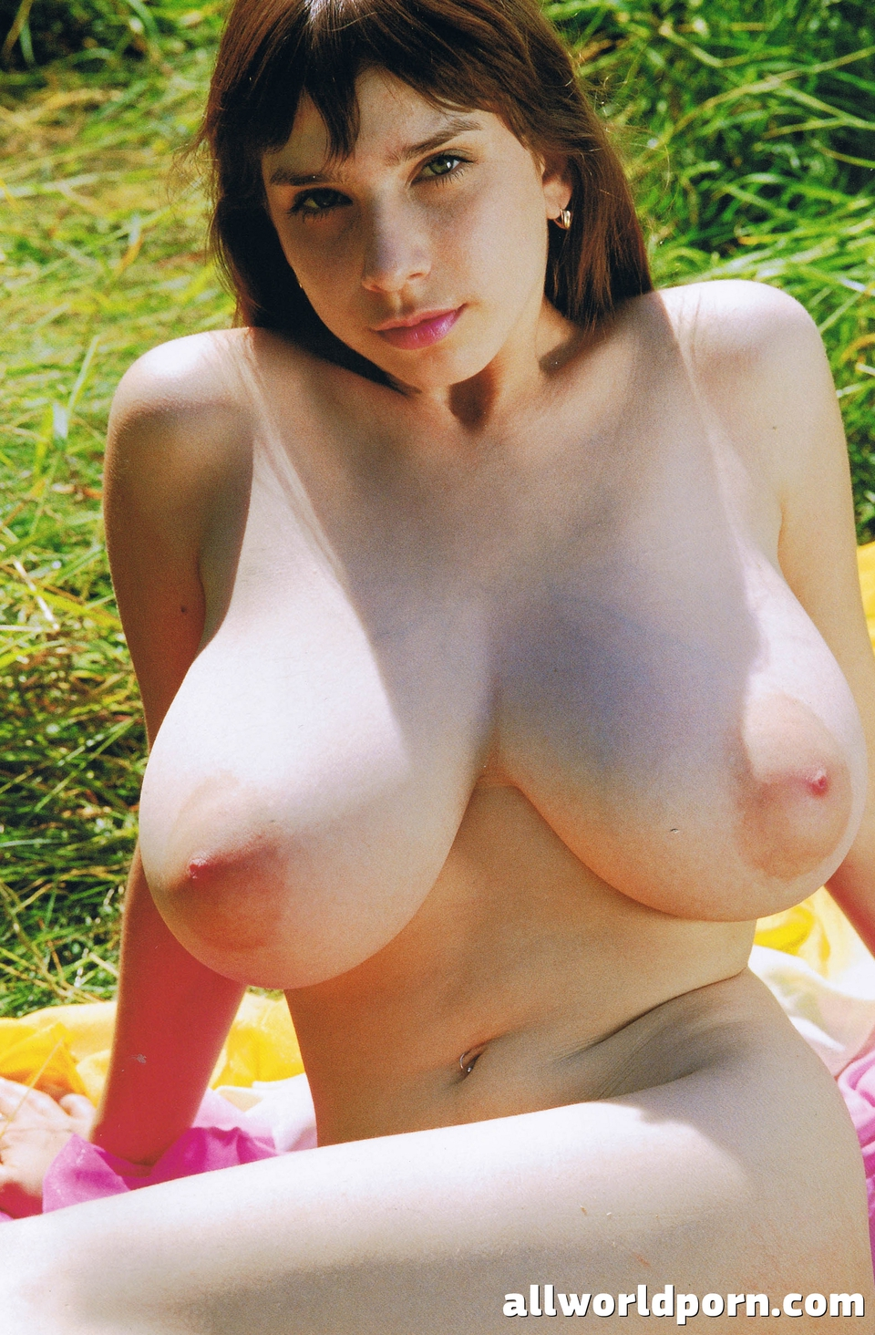Busty girl photo italian
