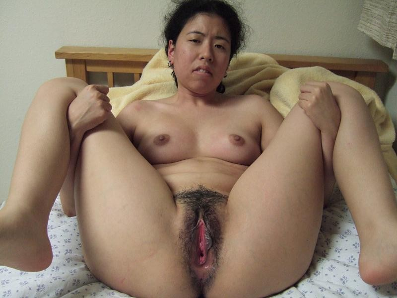 Old chinese cunt