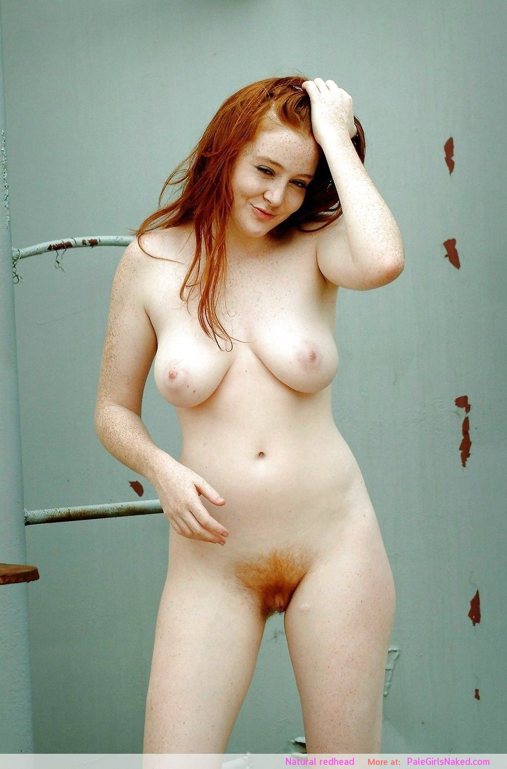 Naked redhead woman photos
