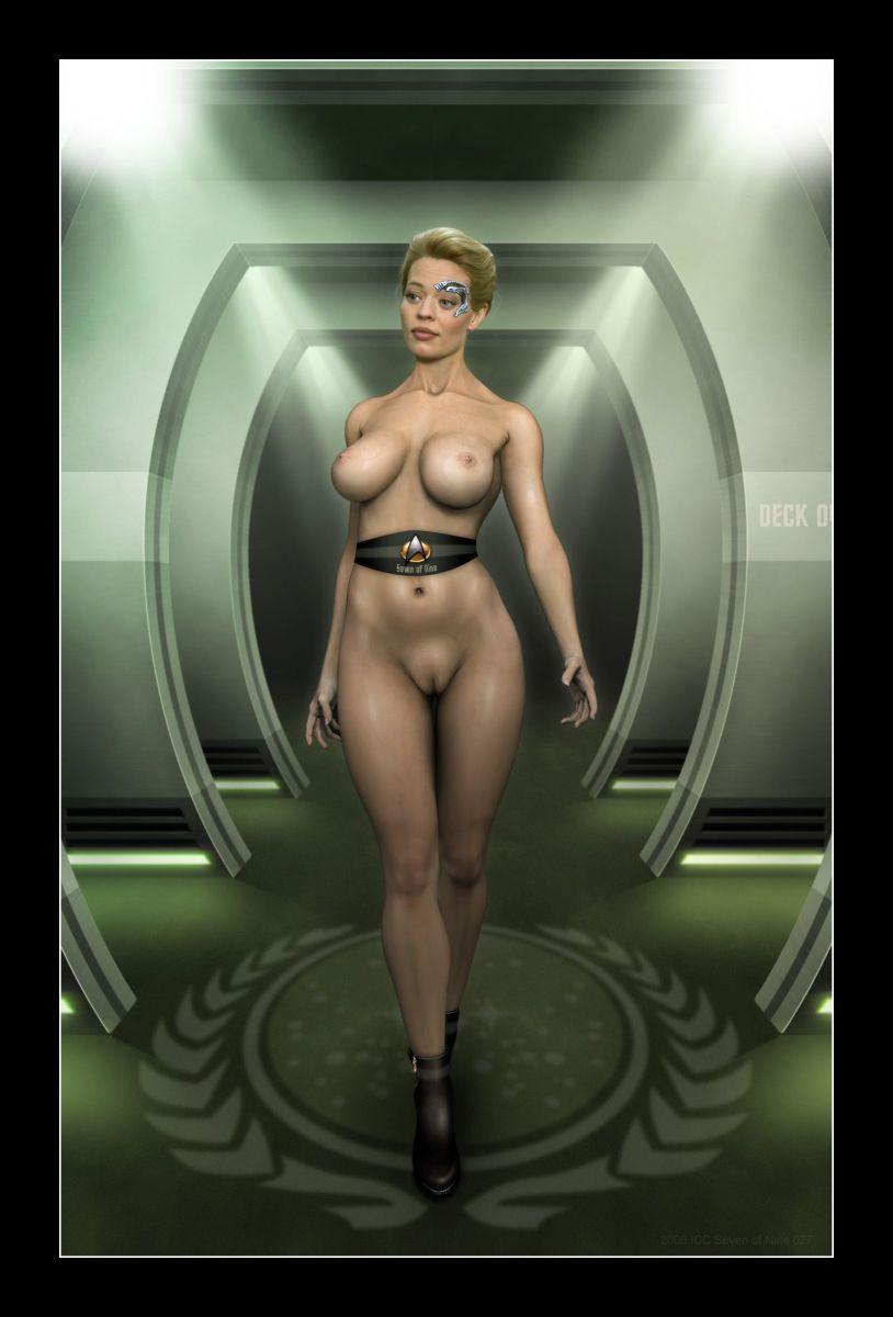 Nackt kes Star Trek