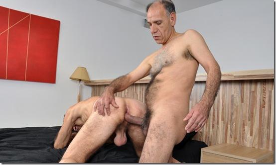 Silver Hair Porn Gay Videos
