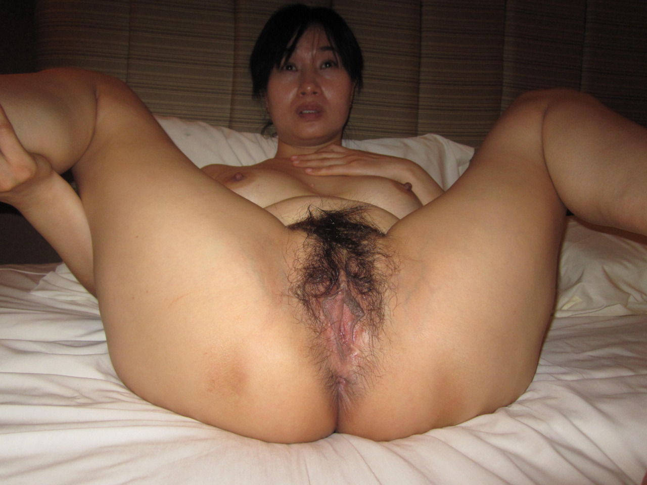 mom nude Korean