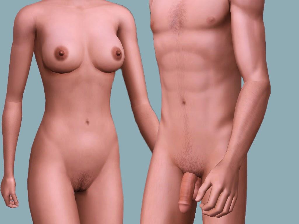 Sims 3 nude skin porn