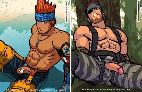 ex gay men who wrestle
