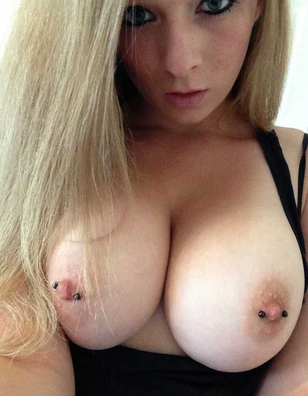 Cleared Pics of girls pierced tits can