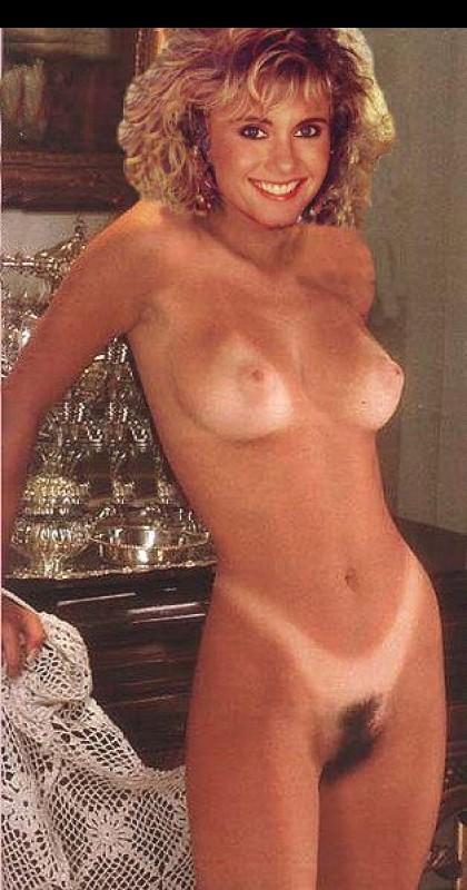 nude photos of olivia newton john