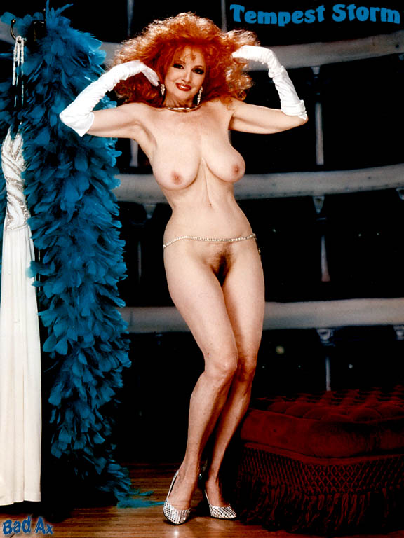 Bettie page and tempest storm 1950s vintage - 3 part 8