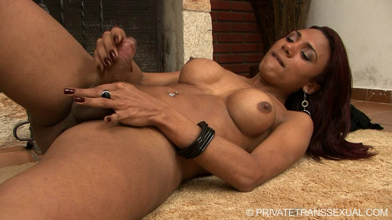 Transsexual slut