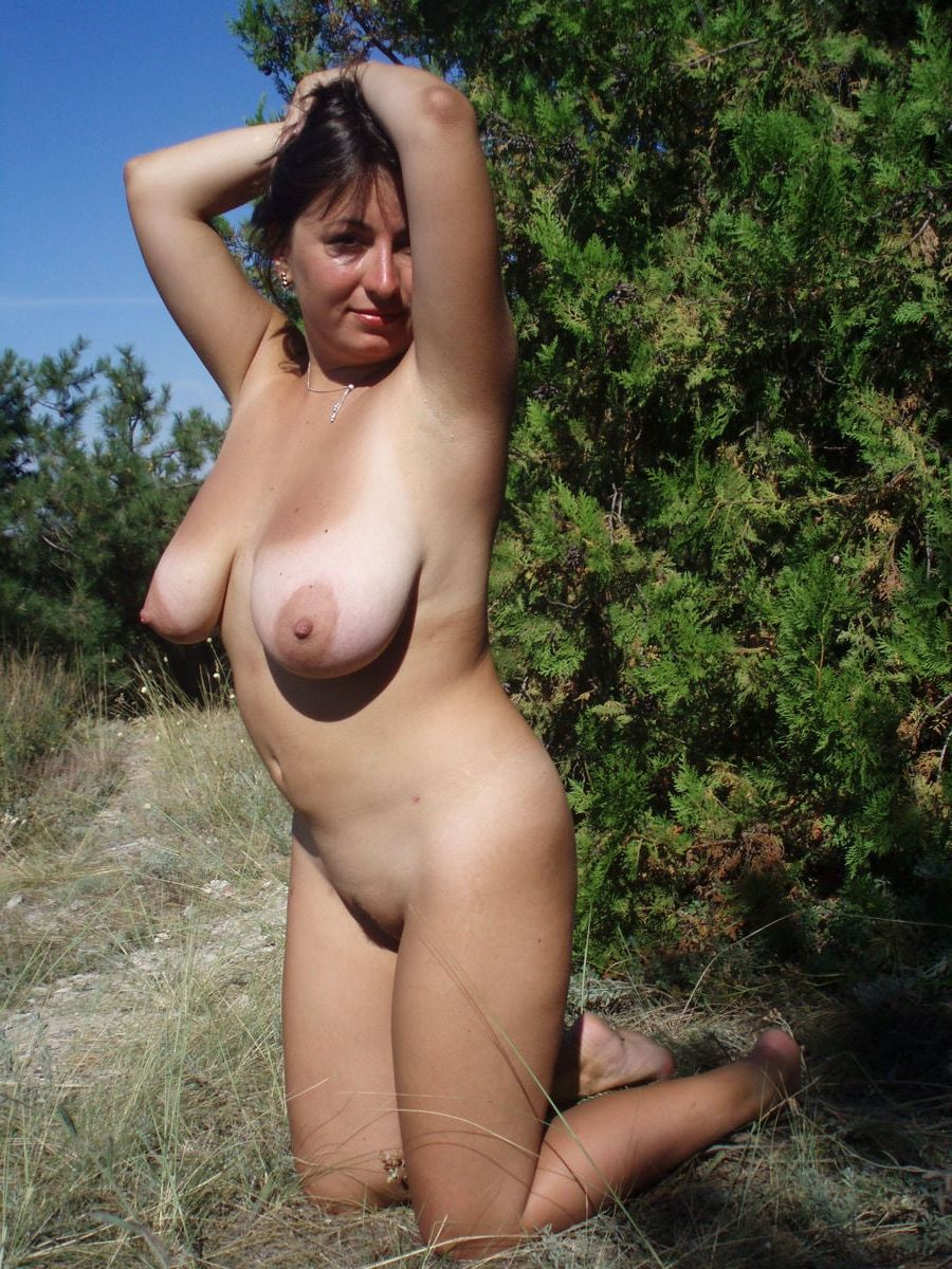 How fat mature big tits amateurs love Miluse