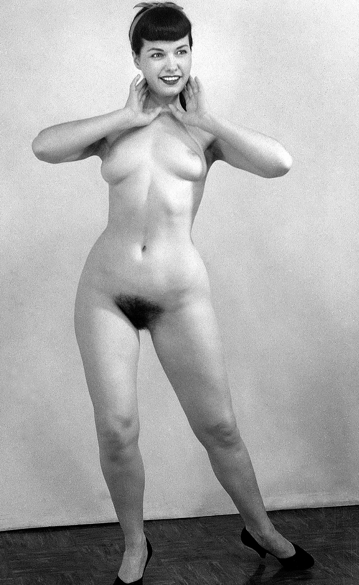 betty page nude pics