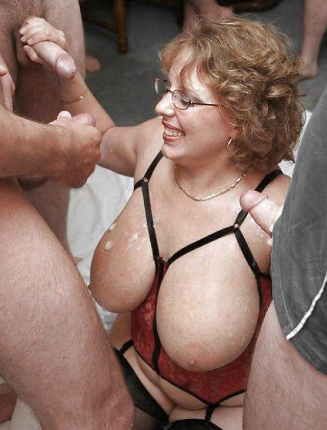 Big Tits Facesitting Handjob