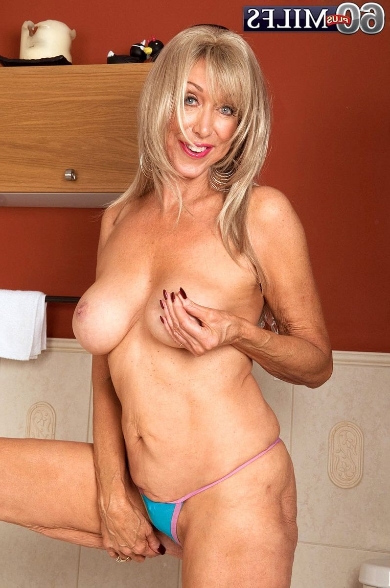 old Hot woman naked 60 year
