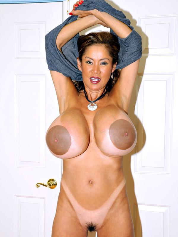 porn stars huge nipples