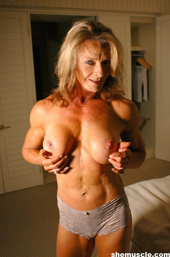 Hard body older women rather valuable
