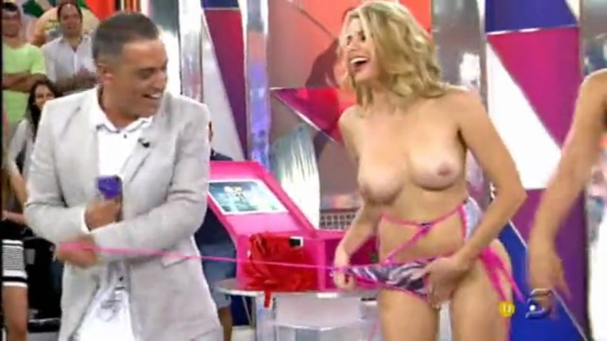 Tv gets on girl japanese naked