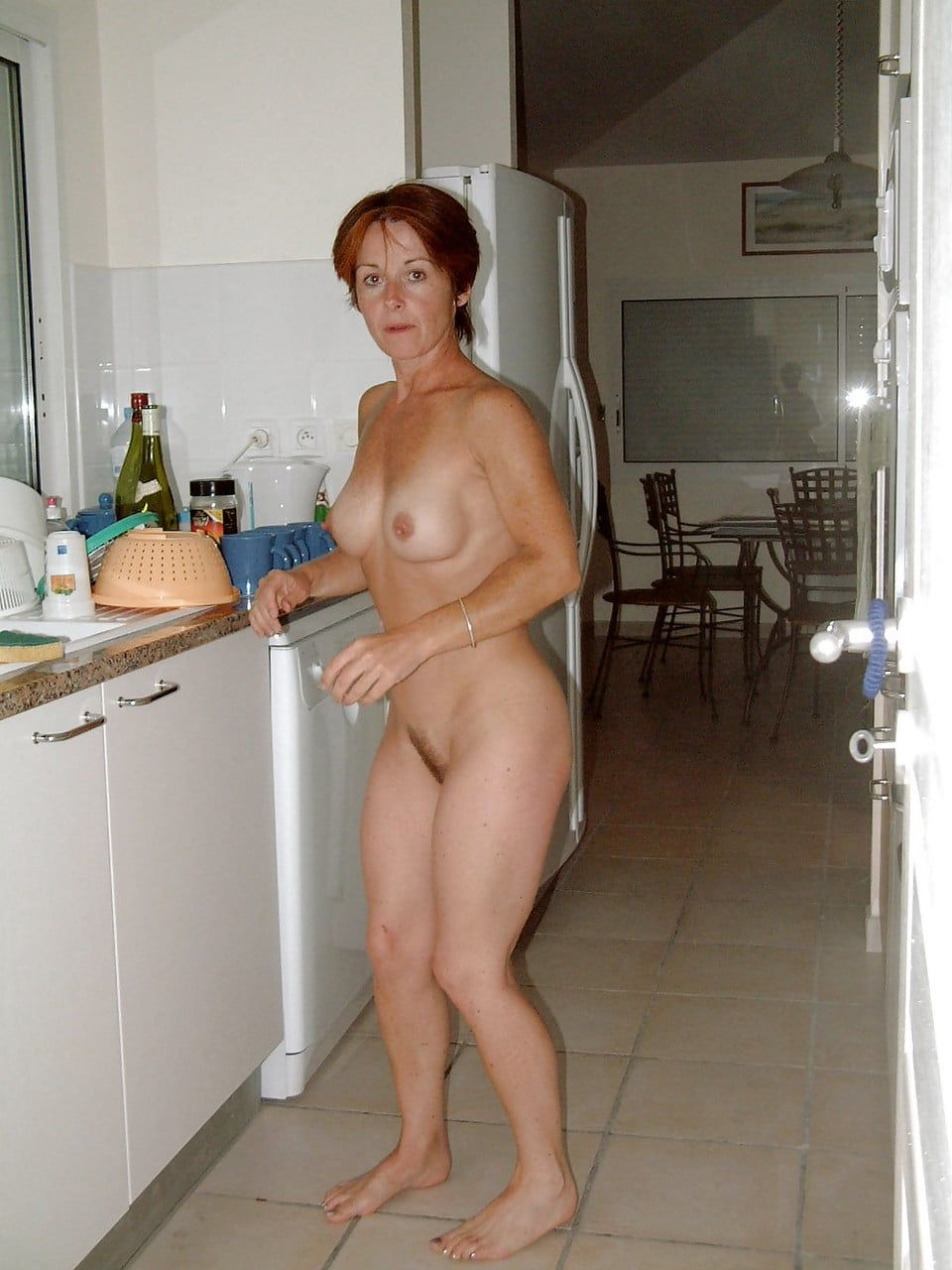 Grannies next door nude