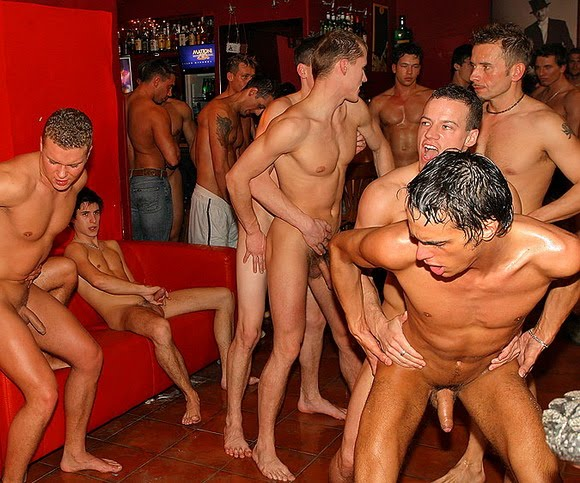 Gay male strip clubs in new york
