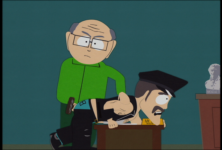 South Park Mr Garrison Porn