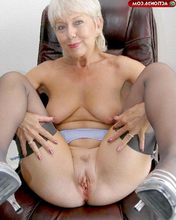 amazing granny naked