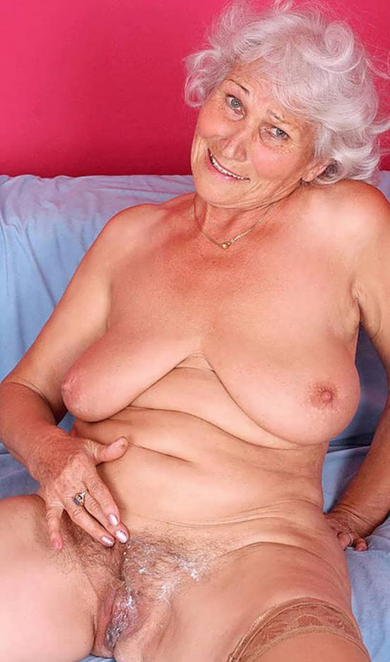 70 year old granny gives a hand job and gets a facial 4