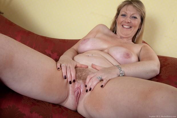 Hot Tattooed Blonde Milf