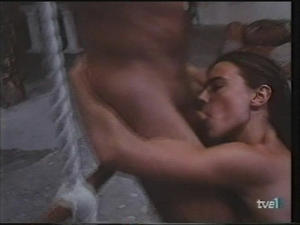 Sex scene in blow up