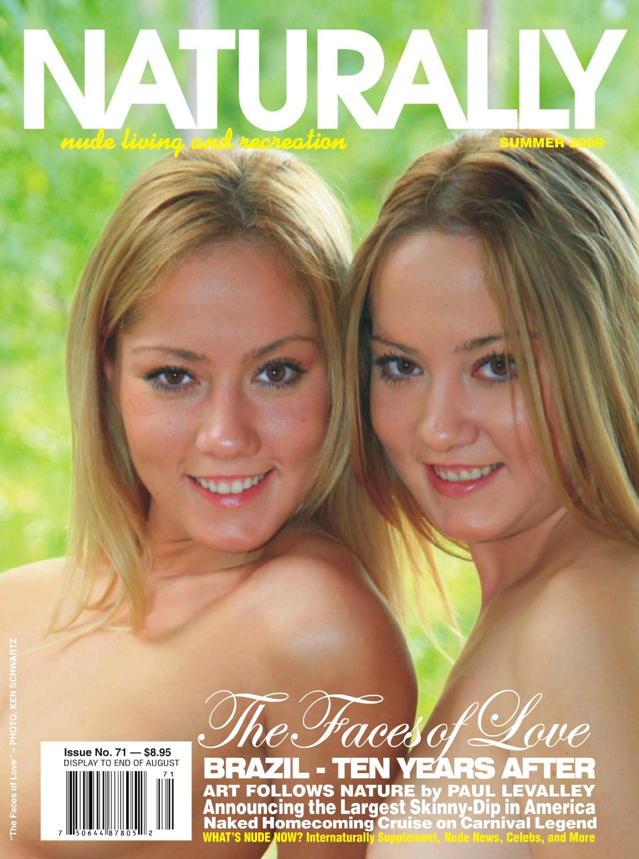 Naturist Teen Magazin 16