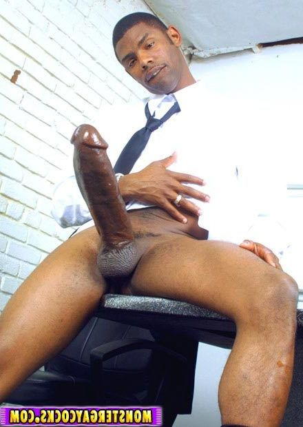 from Miles gay black dick clip