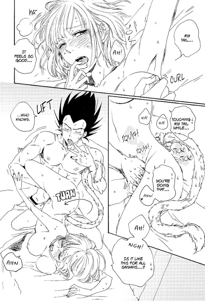 vegeta and bulma having sex nayked